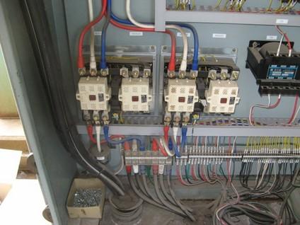 電気設備修理